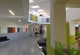 Kliniken Maria Hilf Eingangshalle